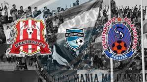 Derby Sidoarjo, Persida 2 – 0 Deltras