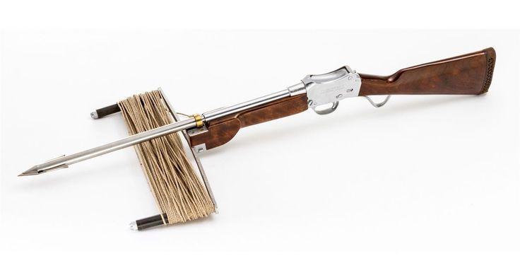 Vintage JAWS: The Greener Light Harpoon Gun | Men's Buyers ...