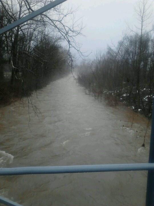 Naked Creek Elkton Va 3 12 13
