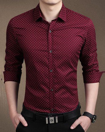 camisa vermelha + calça preta?