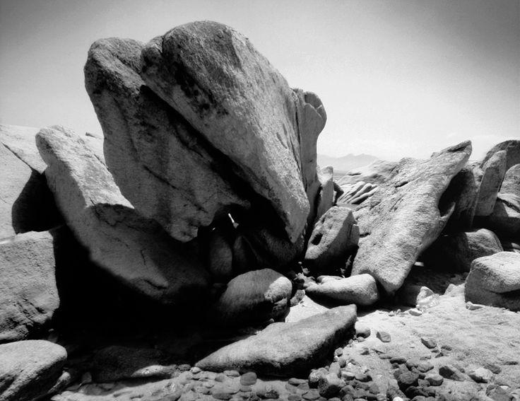 """Mimmo Jodice - Molara (dalla serie Isolario Mediterraneo), 1999 - Mart, Collezione Anna Rosa e Giovanni Cotroneo - """"La Magnifica Ossessione"""" www.mart.tn.it/magnificaossessione  """"La Magnifica Ossessione"""" www.mart.tn.it/magnificaossessione"""