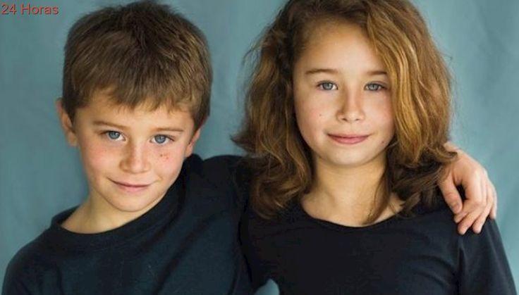 """Fotógrafa rusa destaca la belleza de los niños chilenos con """"sangre mezclada"""""""