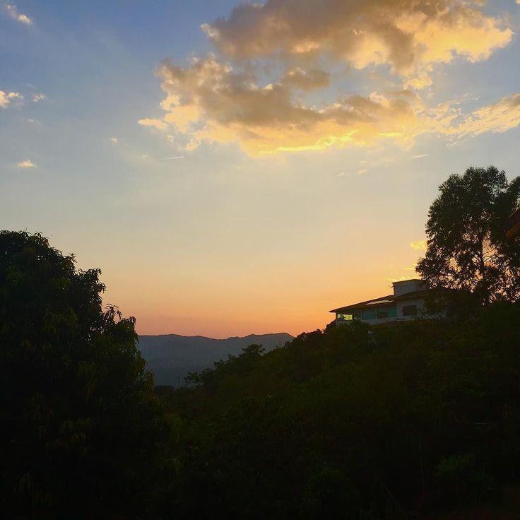 Good morning #Brazil #minasgerais #sunrise