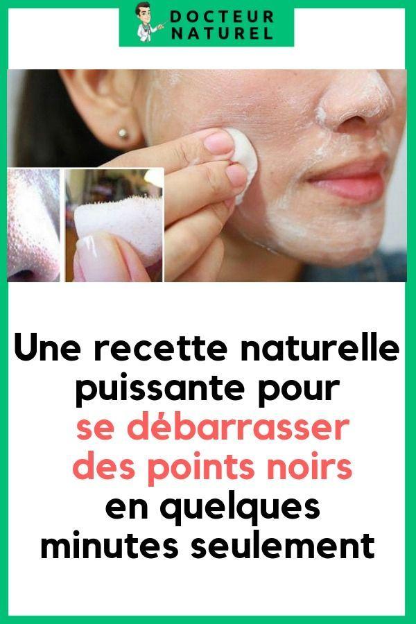 remede contre acne et points noirs