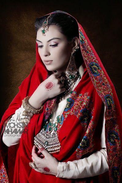 Miss Kashmir 2014