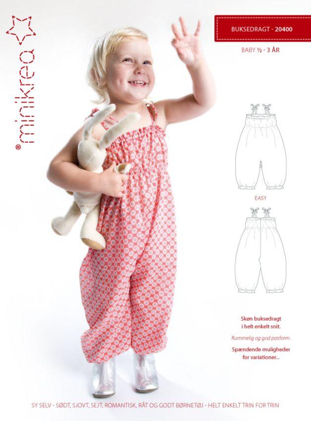 19 best Schnittmuster Einteiler Kinder images on Pinterest ...