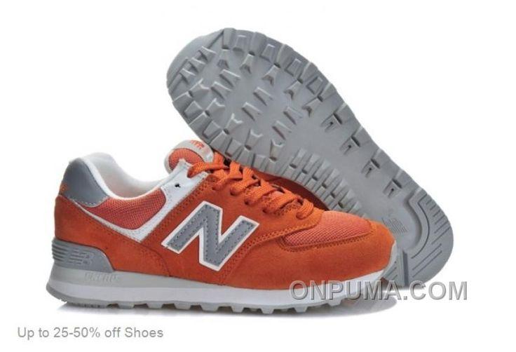 http://www.onpuma.com/new-balance-casual-shoes-women-574-fresh-orange-authentic.html NEW BALANCE CASUAL SHOES WOMEN 574 FRESH ORANGE AUTHENTIC Only $75.00 , Free Shipping!