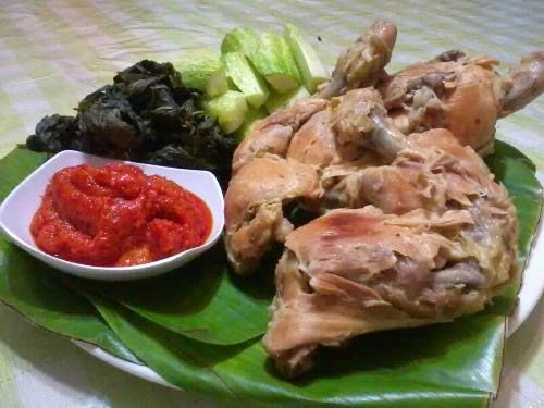 Resep Ayam Pop Asli Padang Cooking Recipes Food Cooking