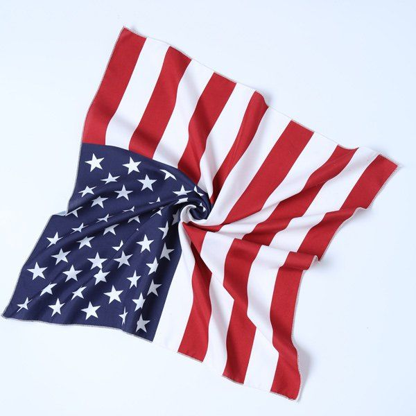 Casual American Flag Bandana #jewelry, #women, #men, #hats, #watches