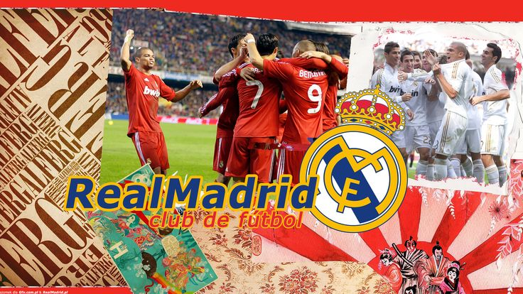 Team and Players RM