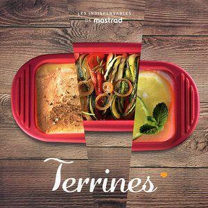 Mastrad - Terrines - recipe book by Mastrad