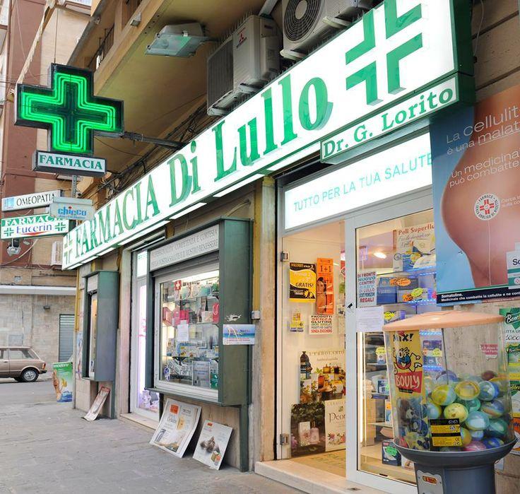 Farmacia Di Lullo nel Napoli, Campania