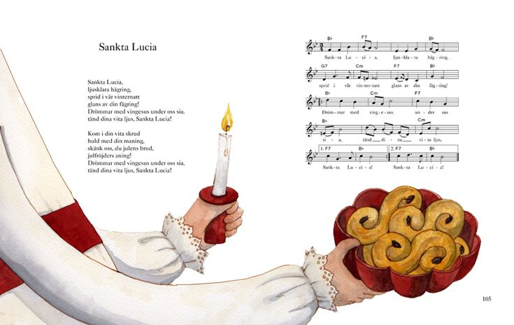 Sweet Home Sweden: Today is Lucia in Sweden