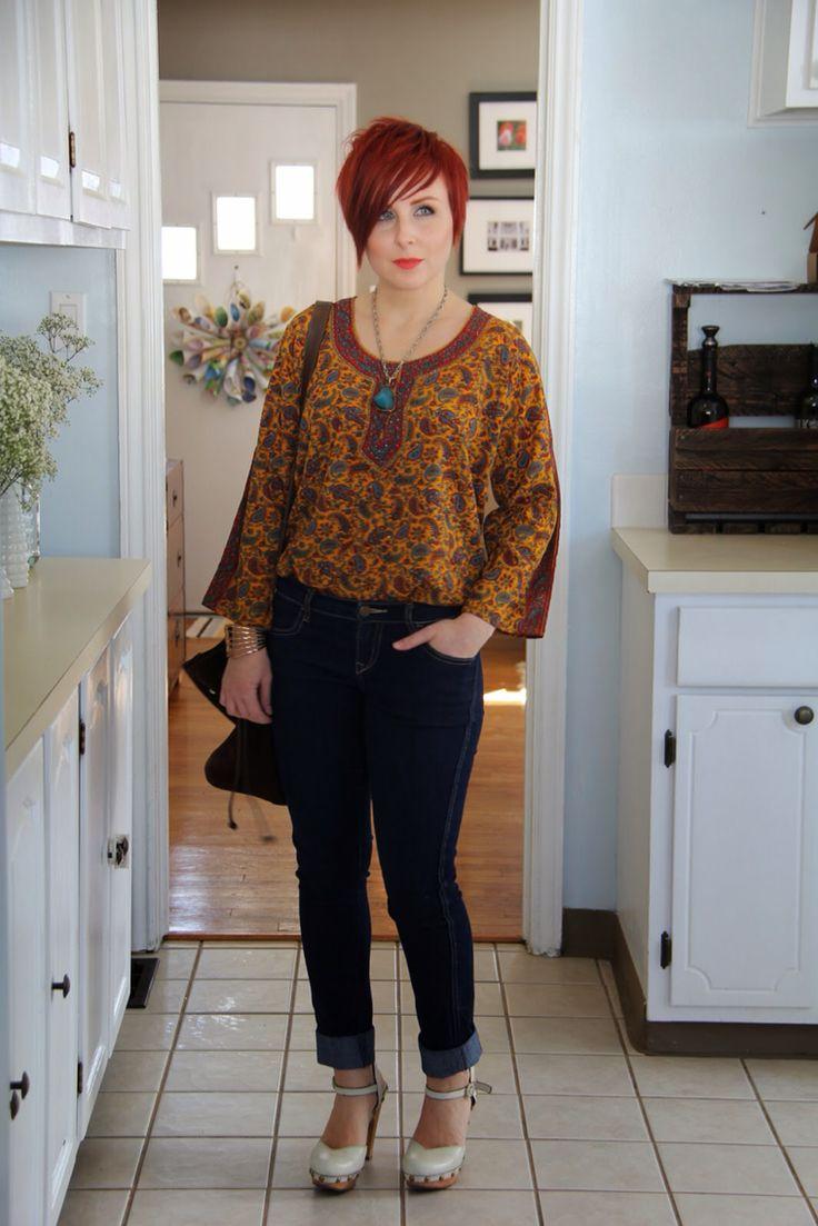 Thrift Fashion Blog