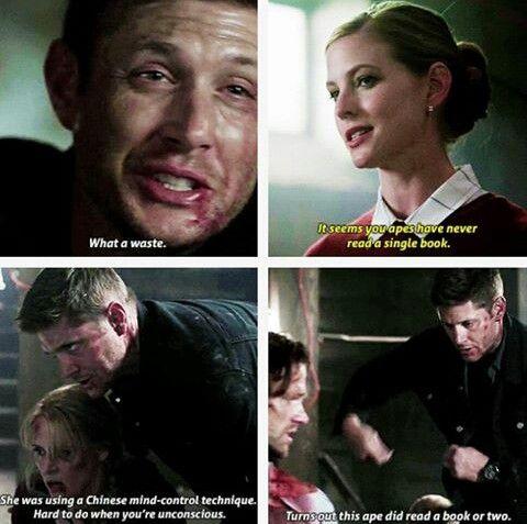 #Supernatural - Season 12 Episode 2
