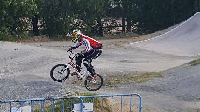 Rubén Tanco sigue acumulando carreras y ya prepara su clínic en Badajoz. Copa de España BMX en Móstoles. El sábado en el Circuito de BMX de Valdepasillas.
