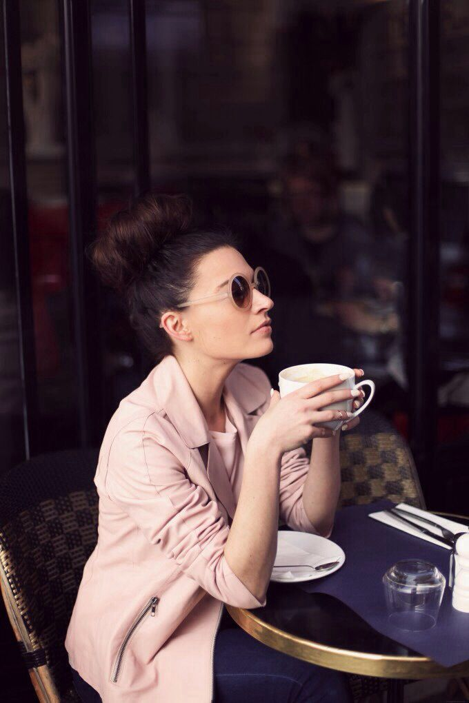 Power of Individualism: freedom to express themselves through fashion and through coffee