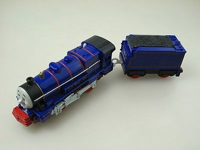 Thomas and friend toy trains Trackmaster engine Motorized train hank&truck