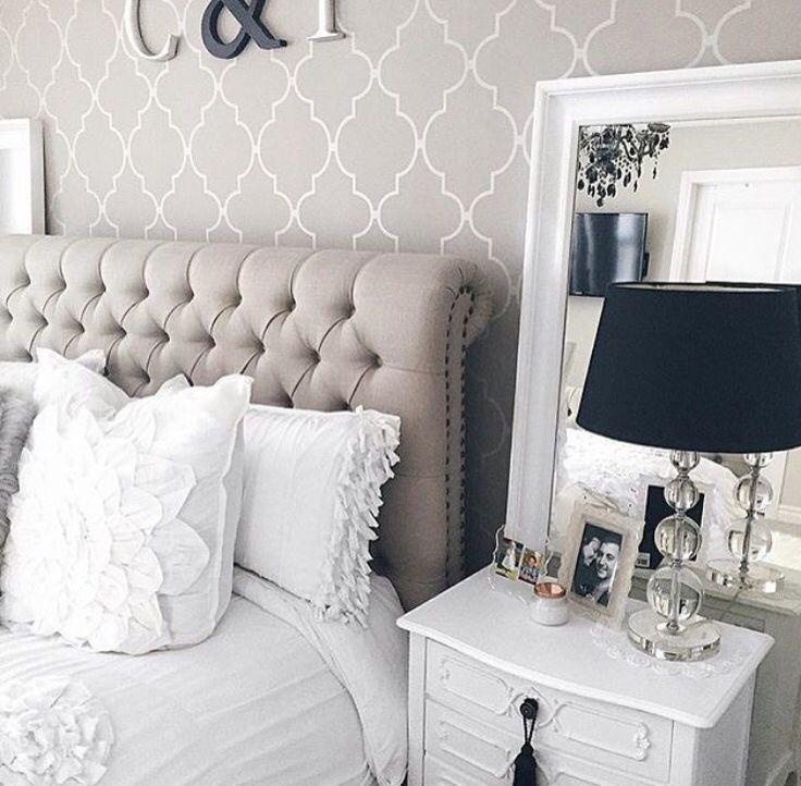 Kinky Bedroom Design Bedroom Wallpaper Nz Childrens Nautical Bedroom Accessories Bedroom Quilts: Best 25+ Mirror Behind Nightstand Ideas On Pinterest