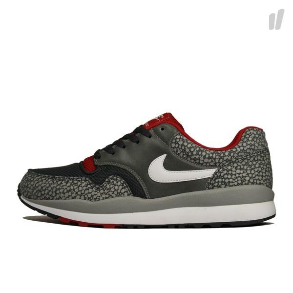 Nike Air Safari - Metallik Silber - Anthrazit