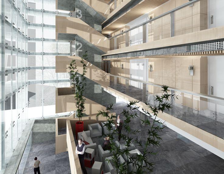 """Hattrick"" Hotel & Spa. Sant Feliu de LLobregat. Barcelona (Spain). QIDStudio. Artur Fuster Architects"
