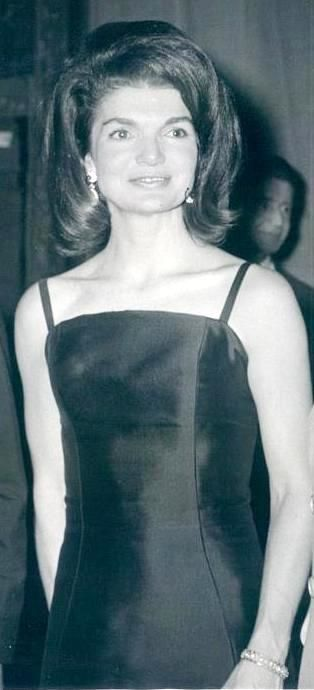 """First Lady Mrs ~~Jacqueline Lee (Bouvier) Kennedy Onassis """"Jackie"""" (July 28, 1929 – May 19, 1994). She is remembered for her contributions to the arts and preservation of historic architecture, her style, elegance, and grace. She was a fashion icon; her famous ensemble of pink Chanel suit and matching pillbox hat has become symbolic of her husband's assassination and one of the lasting images of the 1960s ❤❁❤❁❤❤❁❤❁❤ http://en.wikipedia.org/wiki/Jacqueline_Kennedy_Onassis"""