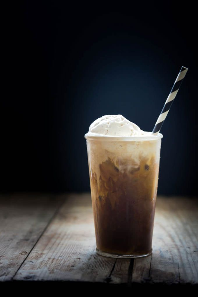 Vietnamese Comfort Food >> Cold Brew Coffee Float ⎜ On a Sweet Sugar Rush #coffee #treat | RECIPES TO TRY | Pinterest ...