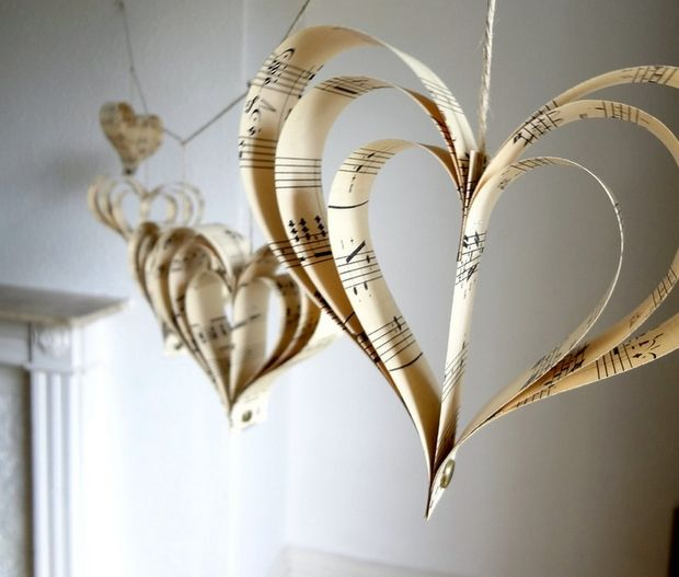25 charming and cheap ideas for valentine's day decorations