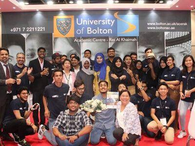 University of Bolton ACERAK: Driving student centered learning & development