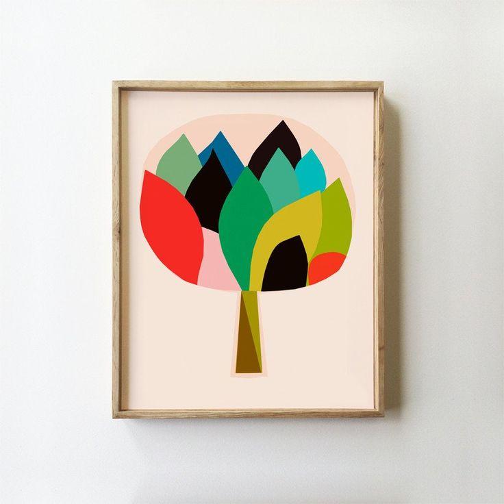 Tree I - Fine Art Print - inaluxe - 1