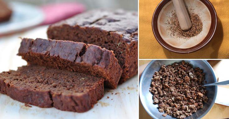 Prepara un delicioso pan de lino y chocolate para hacer de tus desayunos y meriendas un momento dulce y saludable.