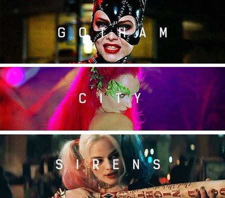Catwoman | Poison Ivy | Harley Quinn