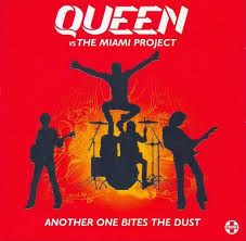 Image result for queen album covers another one bites the dust