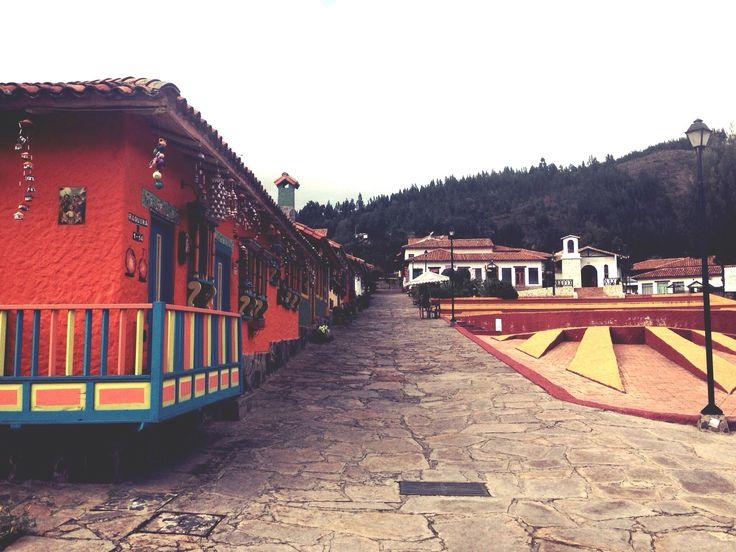 #Colombia This is an amazing places #PueblitoBoyacense #Boyaca #JGGH #HGaitanGJuan