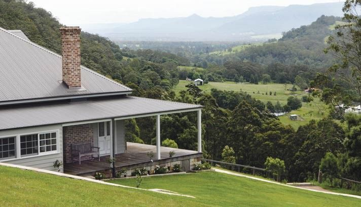 STRONGBUILD HOME BUILDERS - CLASSIC DESIGNS - Classic Country Homes - The Henderson Home - A Strongbuild Custom Classic Designs Streamlined ...
