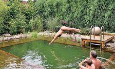 Bauanleitung: Schwimmteich anlegen