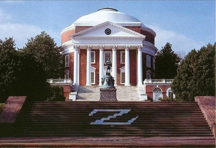 Pantheonbibliotheek - Jefferson Thomas, Universiteit van Virginia, 1817 - 1826