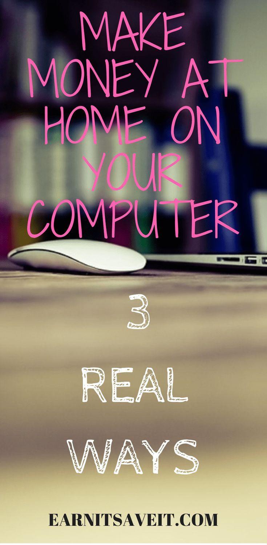 Make Money Online | Work at Home | Online Jobs