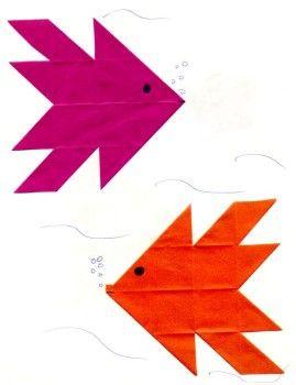 Vis vouwen