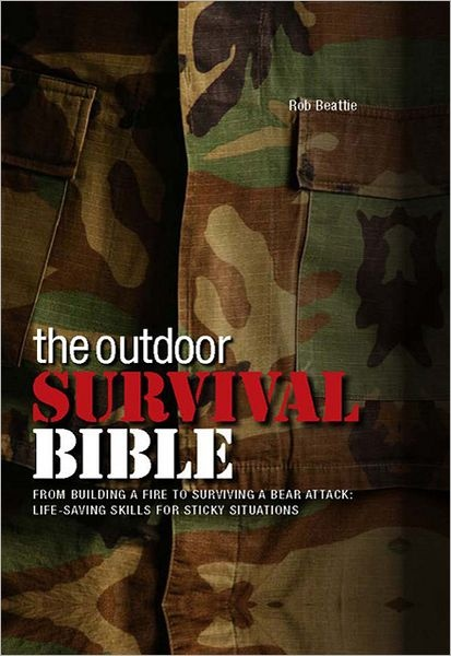The Outdoor Survival Bible has the appropriate mixture of advice...
