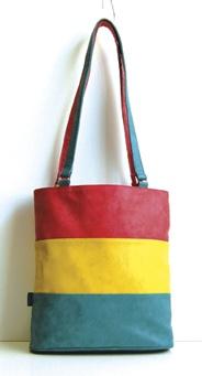 Catherine Manuel 3 stripe bag