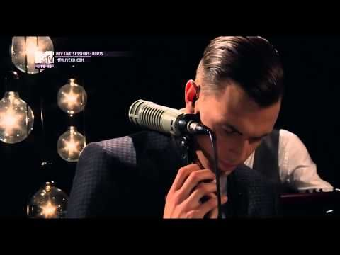 ▶ Hurts Illuminated _ mtv live sessions HD - YouTube
