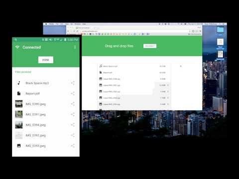 Tech: Így küldhet számítógépéről mobiljára fájlokat gyorsan és egyszerűen - HVG.hu