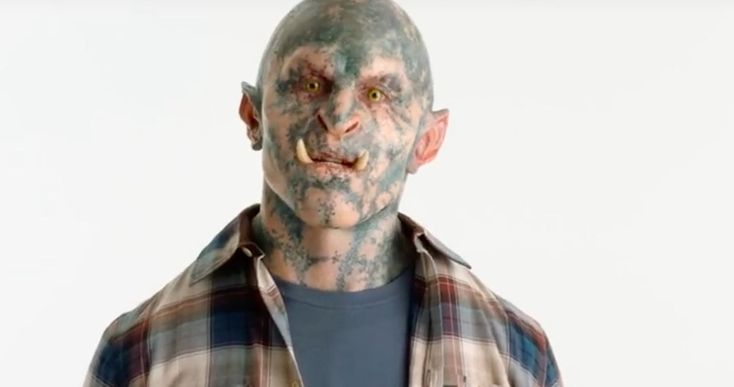 Bright 2 Teaser: Leaked Orc Footage Confirms Netflix Sequel -- A leaked Orc screen test has confirmed that Netflix is moving forward with the rumored Bright 2 sequel. -- http://movieweb.com/bright-2-teaser-video-netflix/