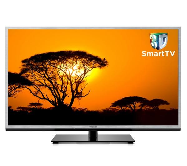 Simple TOSHIBA TLB Full HD LED D TV Deals Pcworld
