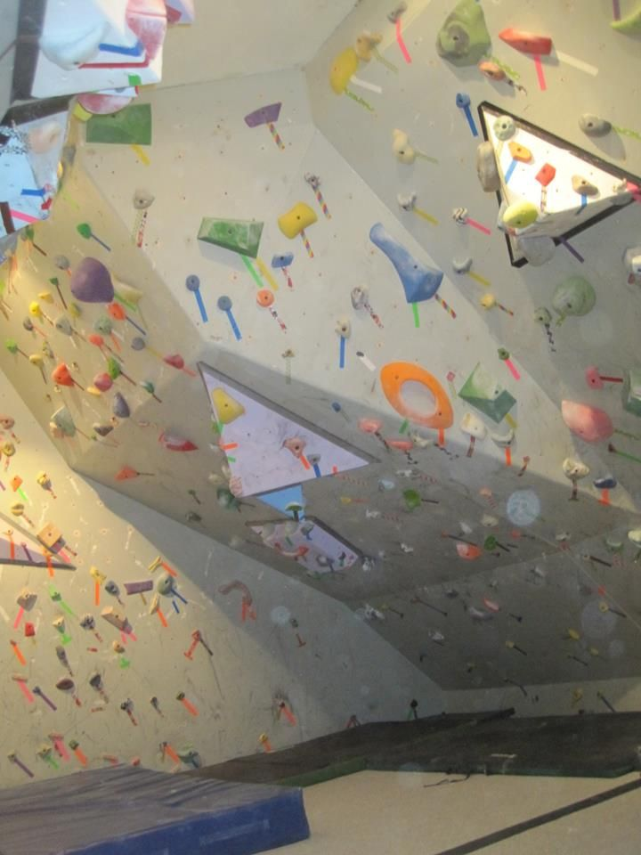 what every home rock climbing wall builder ought to know