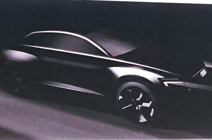 New #Audi #crossover #concept to debut at 2015 #Frankfurt #Motor #Show – Report -
