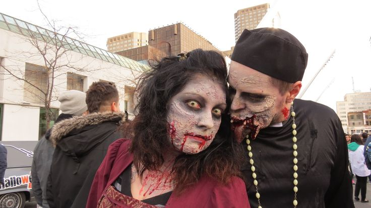 Montreal - Marche des zombies - Zombie Walk 2015 -  3 of 3