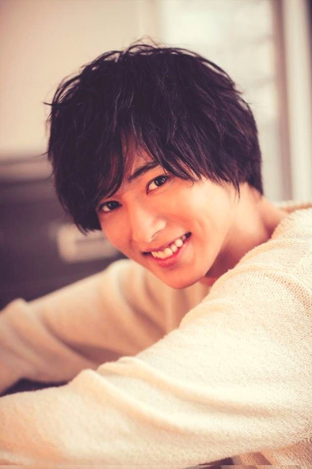 Kento Yamazaki  It's not like Kento. kinda ... an idol. lol