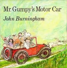 Mr. Gumpy's Motor Car blog row with good links to activities and go-alongs